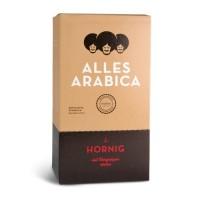 Cafea macinata J. Hornig Alles Arabica, 500 g