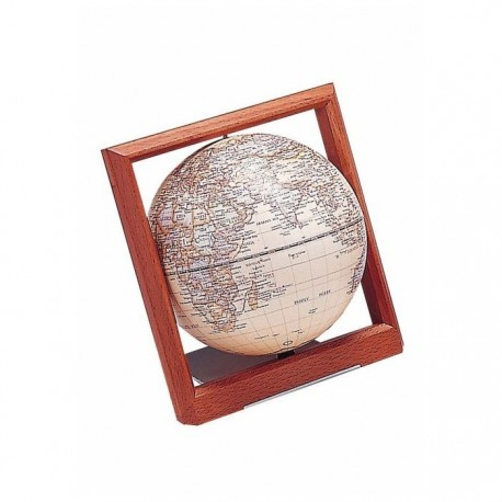 Glob pamantesc lemn Bestar cires inchis