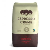 Cafea boabe J. Hornig Expresso Creme, 500 g