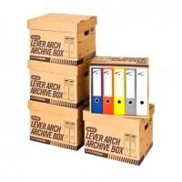 Cotainer arhivare bibliorafturi, cu capac, MAS