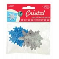 Accesorii decor Cristal, spuma autoadeziva, Daco