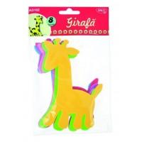 Accesorii decor Girafa spuma, Daco