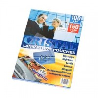 Folie laminare 80x111mm (A7), 80 microni, 100 buc./top