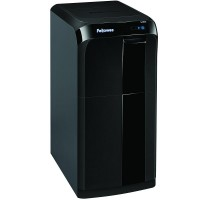 Distrugator automat de documente Fellowes AutoMax 550C, 550 coli, particule