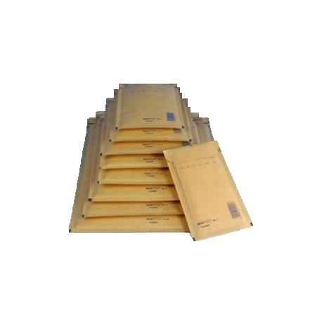 Plic cu protectie antisoc maro siliconic, 17 x 25 cm