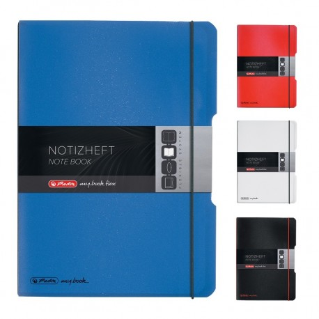 Caiet A4 My.Book Flex 40 file, Herlitz