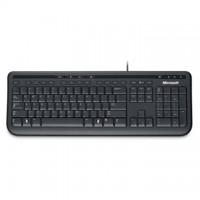 Tastatura USB multimedia Microsoft 600, neagra