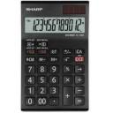 Calculator de birou 12 digits Sharp EL-126RWH