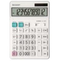 Calculator de birou 12 digits Sharp EL-340W