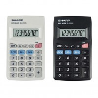 Calculator de buzunar 8 digits Sharp EL-233S