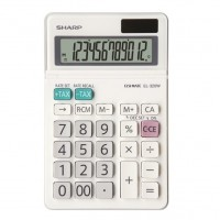 Calculator de birou 12 digits Sharp EL-320W