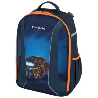 Rucsac Herlitz Be.Bag Airgo Race Car + cadou caiet my.book flex A4