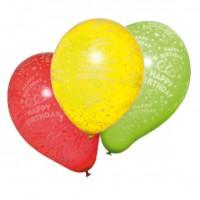 Baloane Happy Birthday set 10, Herlitz