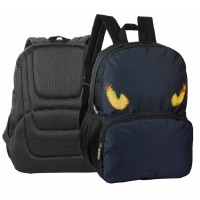 Rucsac cu 1 compartiment Herlitz Eyes of the wild Pantera