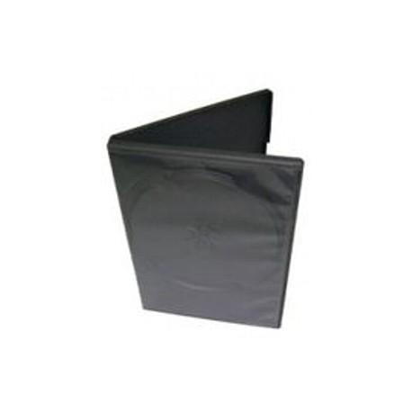 Carcasa DVD (14 mm), neagra