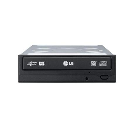 Unitate DVD+/-RW Super multi 24X, negru, SATA, LG