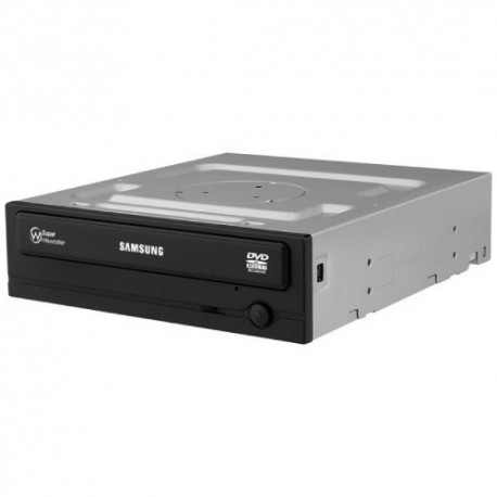 Unitate DVD+/-RW Samsung, 24x, intern, negru, SATA