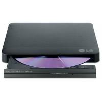 Unitate DVD+/-RW externa LG, 8x, USB 2.0, negru
