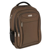 "Rucsac laptop 16"" Optima Business  Broun"