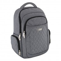 "Rucsac laptop 16""  Optima Business Grey"