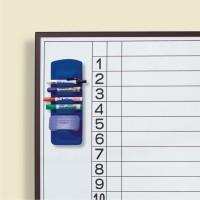 Suport magnetic pentru markere si burete, pentru whiteboard, Artline, SMIT
