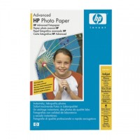 Hartie HP Advanced Glossy Photo Paper, 10x15cm borderless, 250g/mp, 100 coli