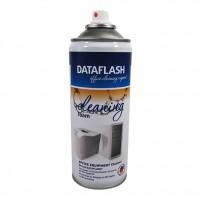 Spray cu spuma 400ml pentru curatare suprafete din plastic, Data Flash