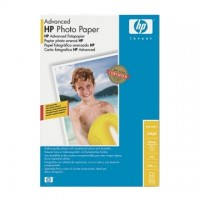 Hartie HP Advanced Glossy Photo Paper, A3, 250g/mp