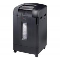 Distrugator automat de documente Rexel Auto+ 750M, 750 coli, microparticule