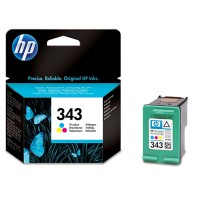 Cartus cerneala HP 343 color (C8766EE)