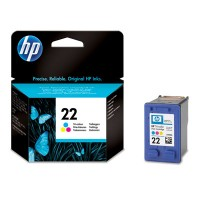 Cartus cerneala HP 22 color (C9352AE)