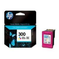 Cartus cerneala HP 300 color (CC643EE)