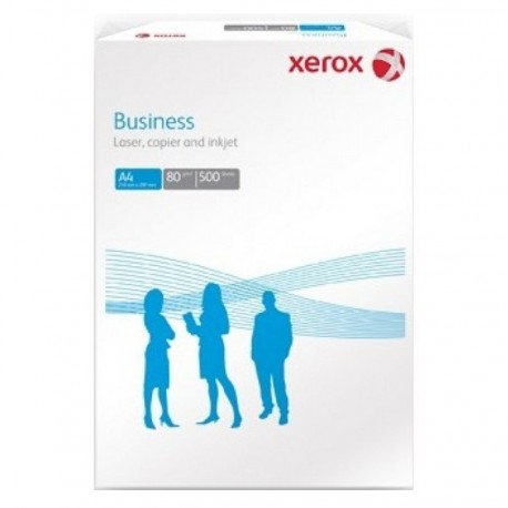 Hartie copiator Xerox Business A4, 80g/mp, 500 coli/top