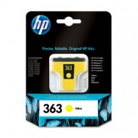 Cartus cerneala HP 363 yellow (C8773EE)