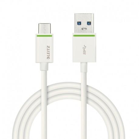 Cablu de date USB 1m Leitz Complete USB-C la USB