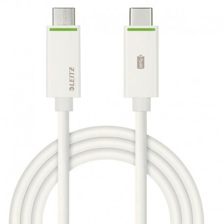 Cablu de date Leitz Complete USB-C la micro USB