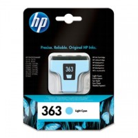 Cartus cerneala HP 363 light cyan (C8774EE)