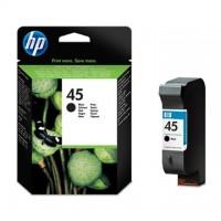 Cartus cerneala HP 45 negru (51645AE)