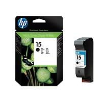 Cartus cerneala HP 15 negru (C6615DE)