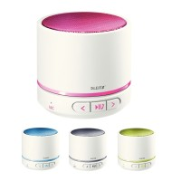 Mini-difuzor portabil Leitz WOW cu Bluetooth