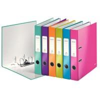Biblioraft plastifiat 5cm Leitz WOW 180°