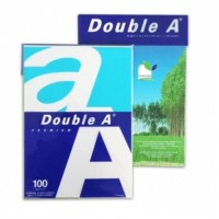 Hartie Double A Premium A4, 80g/mp, 100 coli/top