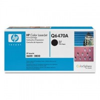 Cartus toner HP Q6470A negru