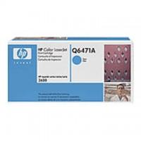 Cartus toner HP Q6471A cyan