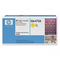 Cartus toner HP Q6472A yellow