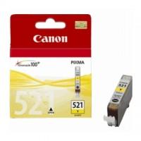 Cartus cerneala Canon CLI-521Y yellow