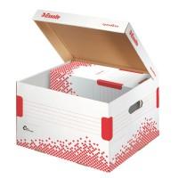 Cutie de arhivare M, cu capac, Esselte Speedbox