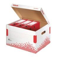 Container arhivare pentru bibliorafturi, Esselte Speedbox