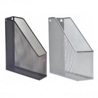 Suport vertical metalic pentru cataloage Mesh