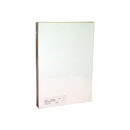 Carton Fedrigoni Fildes panzat A4 200g/mp, 125 coli